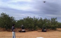 Từ robot tới máy bay không người lái cho nông nghiệp