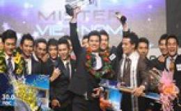 Lê Khôi Nguyên đăng quang Mister Việt Nam 2010
