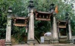 Đầu năm viếng chùa Tây Phương