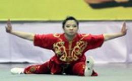 Đoàn Hà Nội dẫn đầu Giải vô địch Wushu – Taolu toàn quốc năm 2011
