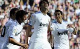 Kaka, Ronaldo lập công, Real thắng đậm Bilbao