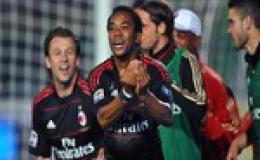 Milan đợi Scudetto sớm