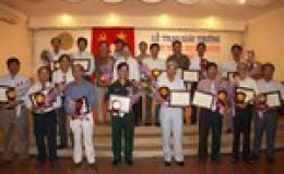 Trao giải thưởng Dục Thanh về văn học nghệ thuật