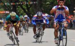 Chặng 4, Giải xe đạp tranh Cúp về nguồn 2011:ADC-THVL nhất đồng đội