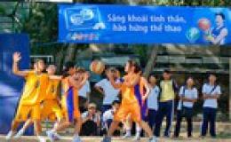 Giải bóng rổ U17 Quốc gia – Cúp Cool Air 2011