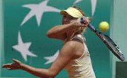 Sharapova khởi đầu như mơ tại Roland Garros
