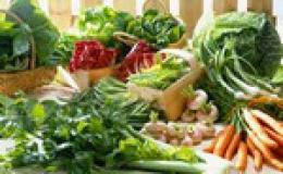 Những loại rau có phép diệt khuẩn thần kỳ