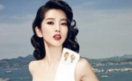 Lý Băng  Băng khoe vẻ đẹp muôn màu trên Harper's Bazaar