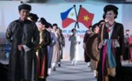 Đêm sắc màu văn hóa Việt ở Manila