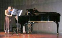 Việt Nam giành 2 giải nhì cuộc thi âm nhạc Mozart quốc tế tại Thái Lan