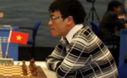 Quang Liêm xuất sắc vào vòng 3 giải Vô địch thế giới