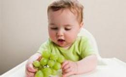 Nên cho trẻ ăn trái cây vào thời điểm nào?