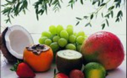Ăn xong, không nên tráng miệng bằng trái cây