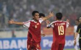 U.23 Việt Nam đại thắng trận ra quân