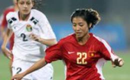 Giải bóng đá nữ Đông Nam Á 2011: VN hạ Indonesia 14-0