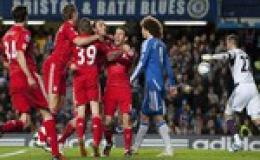 Liverpool lại chuốc sầu cho Chelsea