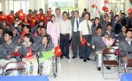 Thể thao Việt Nam đặt chỉ tiêu 70 HCV Para Games