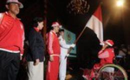 Khai mạc ASEAN Para Games 2011