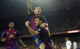 Messi được bầu là 'nhà vô địch của những nhà vô địch'