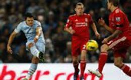 Thi đấu thiếu người, Man City xuất sắc hạ Liverpool 3-0