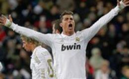 C. Ronaldo kết thúc mùa giải với 46 bàn thắng tại La Liga?