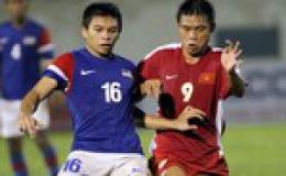 Malaysia dự giải U.21 quốc tế Báo Thanh Niên 2012