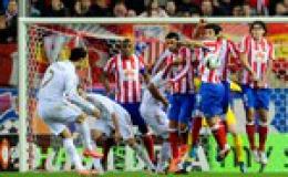 Ronaldo tỏa sáng, nhấn chìm Atl Madrid