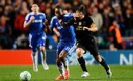Droba lập công, Chelsea quật ngã Barcelona