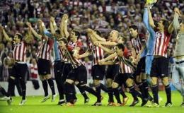 Atletico Madrid và Athletic Bilbao vào chung kết Europa League