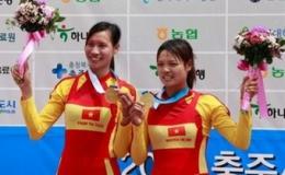 Cử tạ và rowing giành vé đến Olympic London 2012