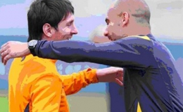 """Chuyện """"tình"""" Guardiola – Messi"""