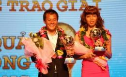 Phạm Thành Lương lần thứ 2 giành Quả bóng vàng VN