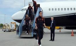 Cầu thủ Chelsea đổ bộ xuống Munich