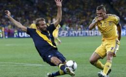 Shevchenko tỏa sáng, Ukraine thắng ngược Thụy Điển 2-1