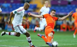'Xe tăng' Đức tiễn Hà Lan rời EURO 2012?