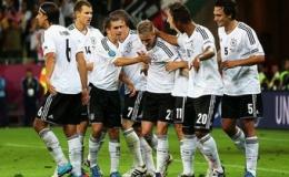 Tuyển Đức lập kỷ lục thế giới mới