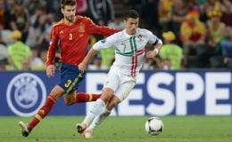 Tây Ban Nha tiến vào chung kết