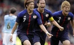 Olympic 2012: Tây Ban Nha gục ngã trước Nhật Bản