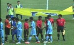 Bán kết  giải bóng đá trẻ Cúp truyền hình Tiền Giang