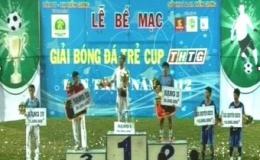 Tiền Giang vô địch giải bóng đá trẻ Cúp THTG lần I – 2012
