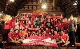 Liverpool công nhận Hội cổ động viên Việt Nam