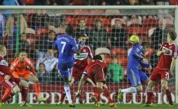 Thắng Middlesbrough, Chelsea tái ngộ M.U