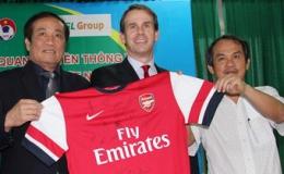 Arsenal sẽ đến Việt Nam với đội hình mạnh nhất