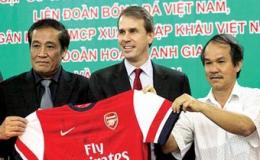 Đội Arsenal sang Việt Nam với giá ước tính hơn 3 triệu USD – Rằng hay thì cũng có hay