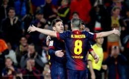 Messi phá kỷ lục ghi bàn cách đây hơn 80 năm