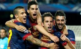 Barca quyết phục hận ở trận tái đấu với AC Milan