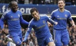 Chelsea giật lại vị trí thứ 3