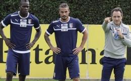 Italy đấu Brazil, Balotelli lĩnh ấn tiên phong