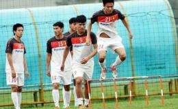 Đội tuyển Việt Nam sẵn sàng cho mục tiêu giành ba điểm ở Hồng Công