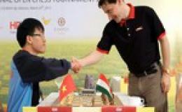 Kết thúc giải Cờ vua quốc tế HDBank: Quang Liêm giành ngôi vô địch